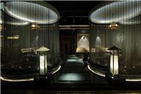 设计师家园-丽象万赢日式高尔夫餐饮空间