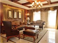 设计师家园-百合公寓美式
