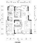 设计师家园-银海白沙郡小区C户型