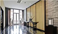 设计师家园-三江投资集团办公会所设计