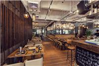 设计师家园-珠海900度烧烤工场旧改设计