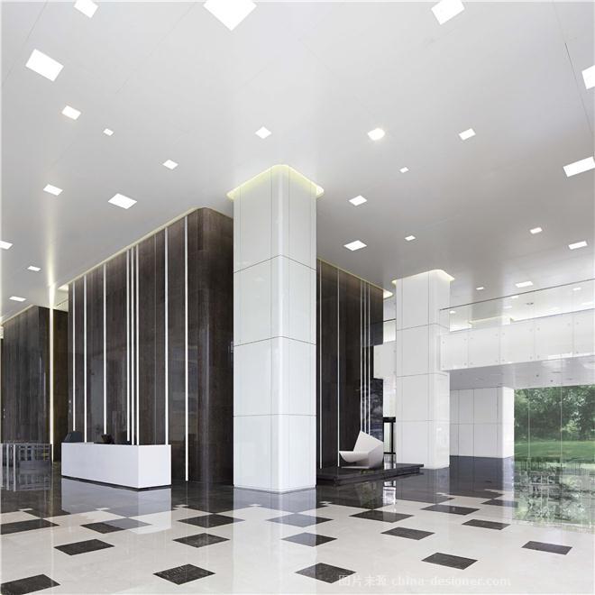 郑州IFC(国际金融中心)-刘红蕾的设计师家园-写字楼,办公区,办公楼