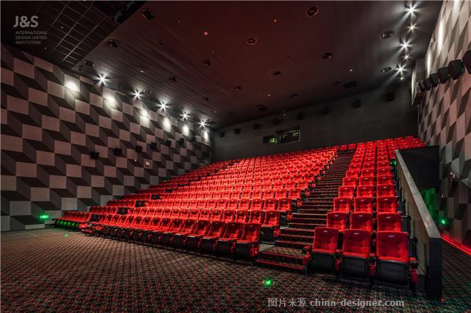 唐山CGV国际影城-李婕的设计师家园-影院/影城/电影院