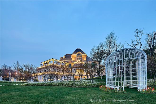 吉宝熙山御庭会所-华翔的设计师家园-别墅会所
