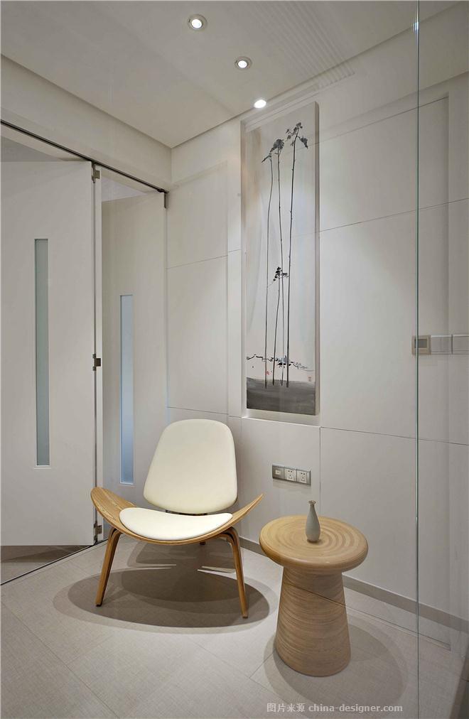 禅茶一味 勿忘初心-黄育波的设计师家园-其他                                                                                                ,两居,现代简约,黄色,灰色,白色,其他                                                                                                ,闲静轻松,简约大气,紧凑灵活