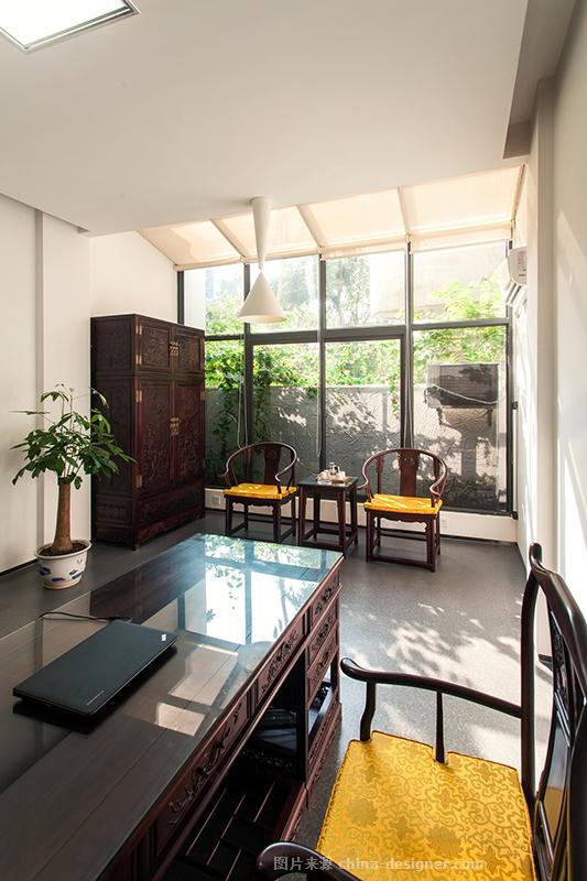 锦鸿集团[拍卖公司]办公室-王世道的设计师家园-办公室