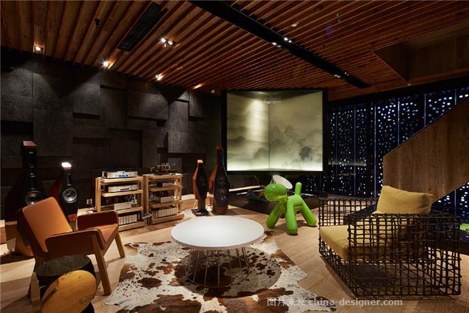大连先创音响体验店-吕靖的设计师家园-展示体验空间