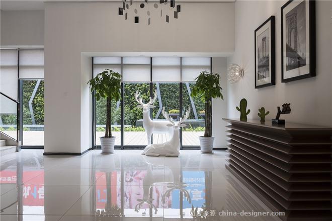 福星红桥城销售中心-张纪中的设计师家园-住宅公寓售楼处
