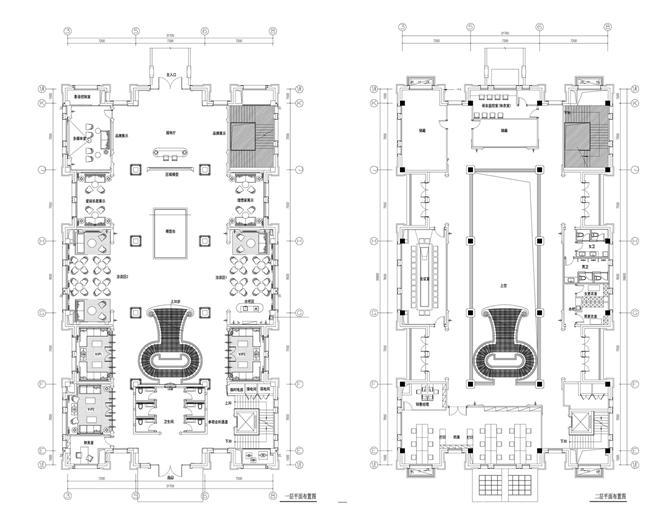 绿地海珀佘山展示中心-张力的设计师家园-售楼处,法式,灰色,白色,紫色