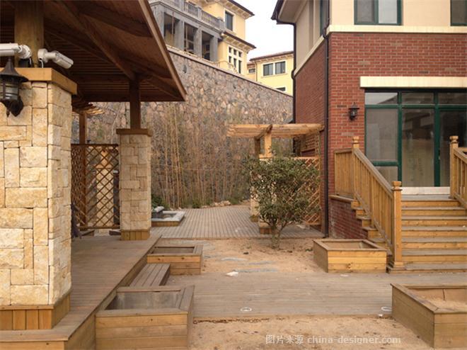 石湾山庄-王健的设计师家园-民族风,花园,厨房,卧室,餐厅,玄关,客厅,新中式,独栋别墅