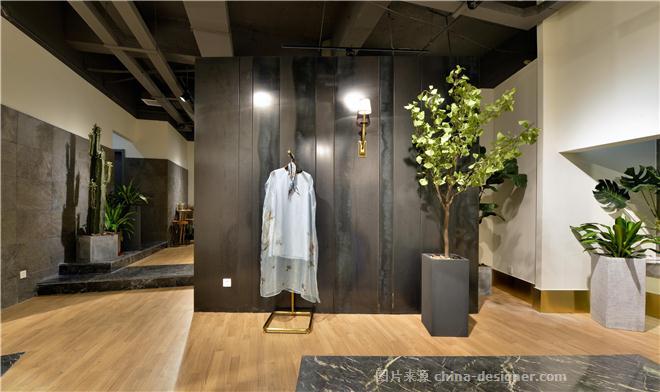逸舒之家2015少年宫店-王冬梅的设计师家园-服装店