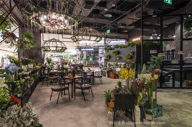 花香咖啡-夏朗的设计师家园-咖啡厅/咖啡吧