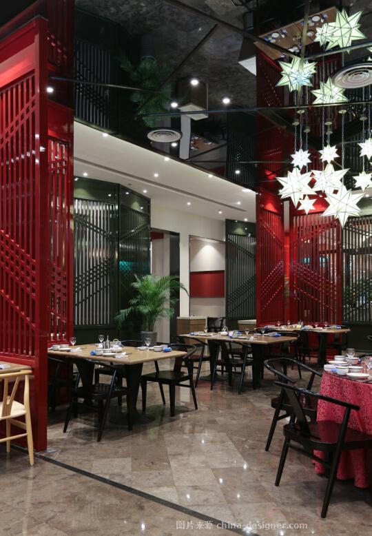 九月天创意融合菜-王远超的设计师家园-中餐厅/中餐馆