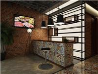 设计师家园-莒南工业LOFT餐厅