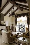 设计师家园-青岛设计师之美式风格-森林溪谷别墅设计