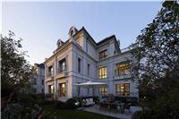 设计师家园-上海绿地海珀佘山别墅 再续东方美学