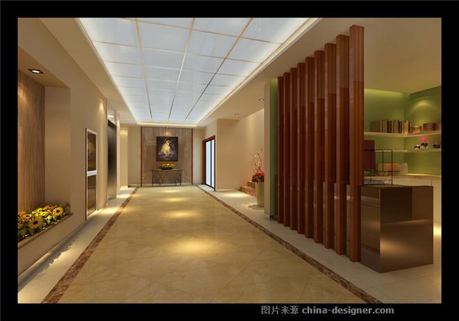 森友办公楼-何英的设计师家园-其他 ,loft,办公区,公共区,黄色,白色