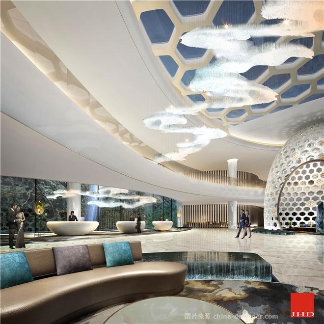 南昌蜂巢酒店-贾伟杰的设计师家园-