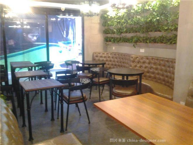 汕头相遇.爱咖啡-王奕的设计师家园-西餐厅,田园,黄色,黑色,闲静轻松,简约大气