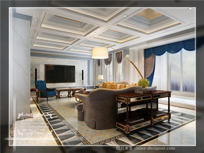 榆次.晋园-王红的设计师家园-三居,欧式,高雅 精致 高贵