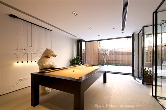 森林湖-潘锦秋的设计师家园-联排,现代简约,简约大气,闲静轻松,灰色,白色