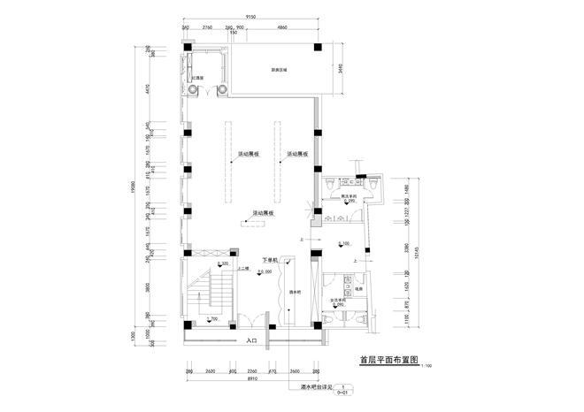 鸣。稀奇会所-吴俊的设计师家园-混搭,灰色,白色,其他颜色,简约大气,其他气氛