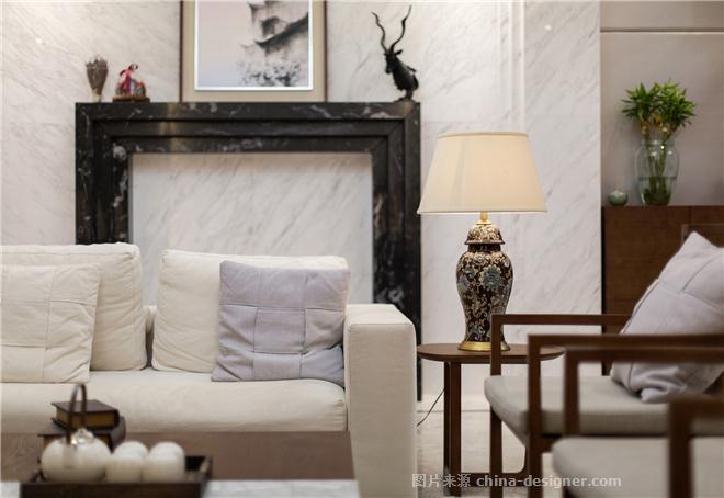 常熟信一景天花园-潘悦的设计师家园-联排,现代简约,雅舍・静生活