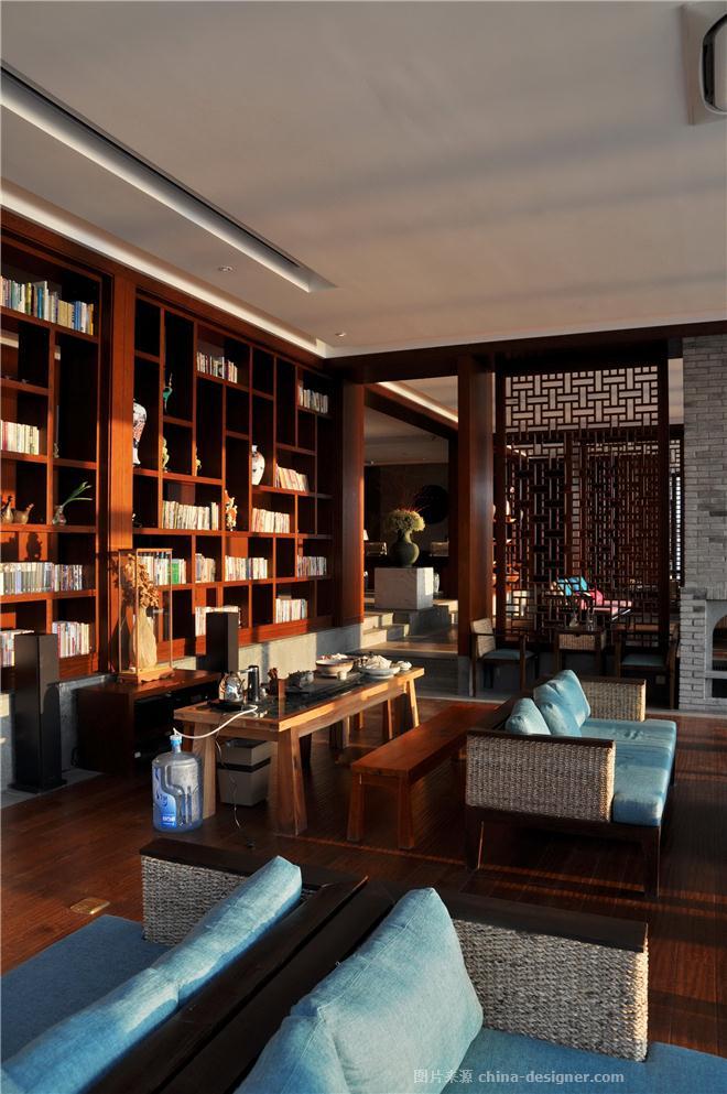 大理 大唐瓦舍海景度假酒店-叶中华的设计师家园-五星及以上/豪华,度假酒店,新中式,简约大气,闲静轻松