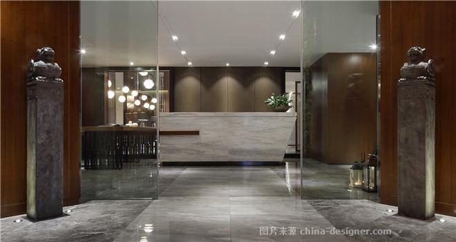 云傲�b�工程有限公司-�文才的�O���家�@-�k公�^,新中式,白色