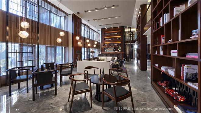 云傲装饰工程有限公司-陈文才的设计师家园-办公区,新中式,白色