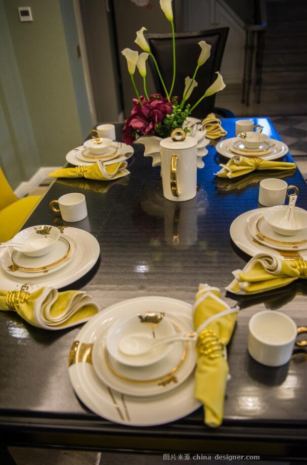 花坞春晓,情意缱绻-任远的设计师家园-空中别墅,新中式,其他气氛,闲静轻松,简约大气,沉稳庄重,其他颜色,绿色,黄色