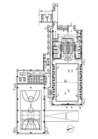 宁波氧动力健身-任磊的设计师家园-健身会所,新古典主义,白色