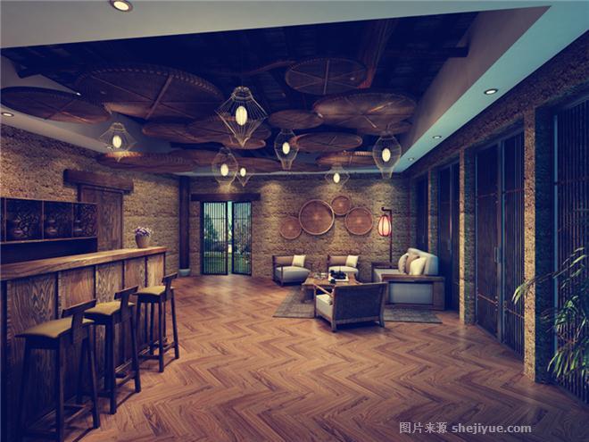 九风山百年梨园民宿改造-李舟的设计师家园-客栈民宿,新中式,原生态