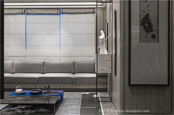 长沙�道�-李沛的设计师家园-住宅样板间,现代简约,青春活力,沉稳庄重,简约大气