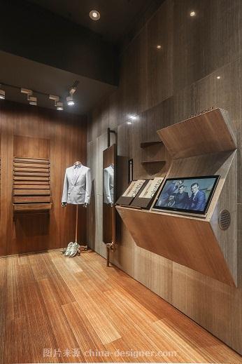 COOLETTE男装定制体验店-王涛的设计师家园-购物中心/商业综合体,后现代主义,白色
