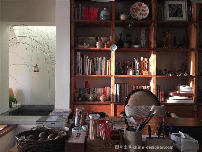 森林半岛。张宅-张志忠的设计师家园-花园洋房,混搭,闲静轻松