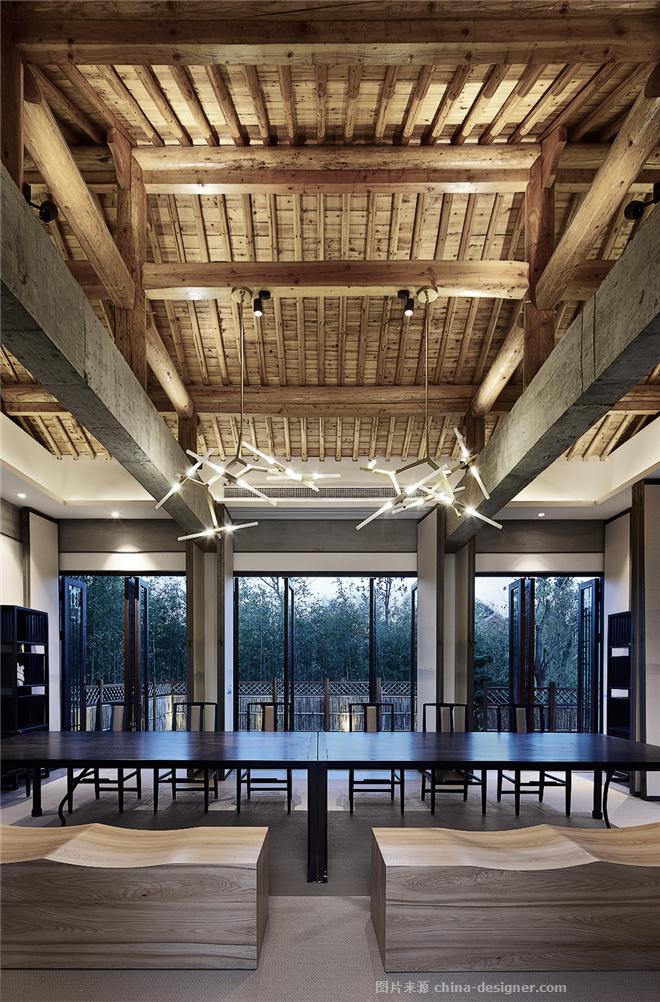 湖畔山南-孙洪涛的设计师家园-产业园区,其他风格,其他气氛,其他颜色