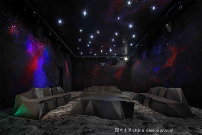 黑洞魅影-梁斌的设计师家园-电影院,其他风格,其他气氛,科技智能,灰色,黑色
