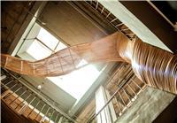 设计师家园-一点咖啡-竹子的曲线美