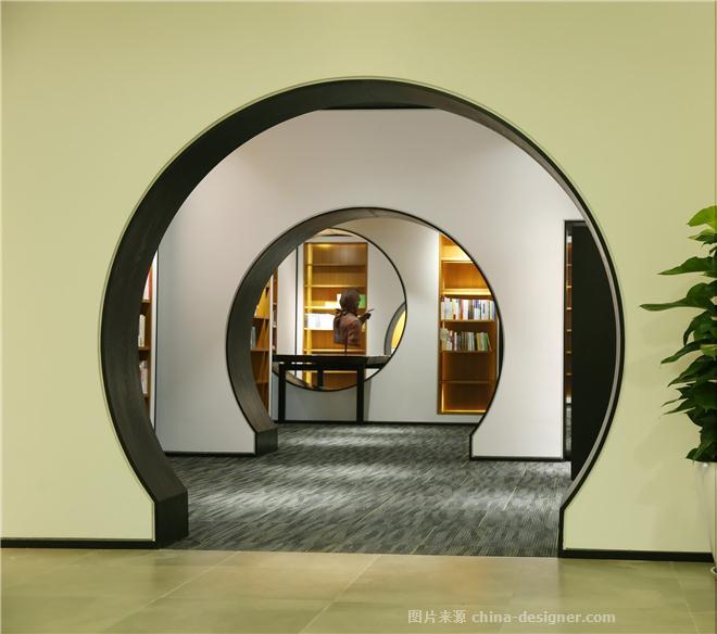 四川发现律师事务所-苑新磊的设计师家园-办公区,新中式,传承,内敛,灵动,有灵魂