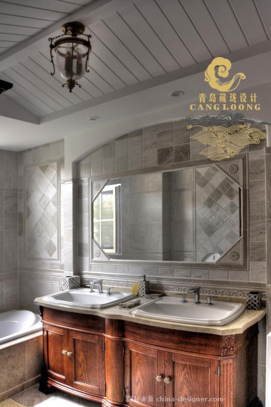 印象的山-任衍元的设计师家园-跃层/loft,新古典主义,沉稳庄重,闲静轻松,白色