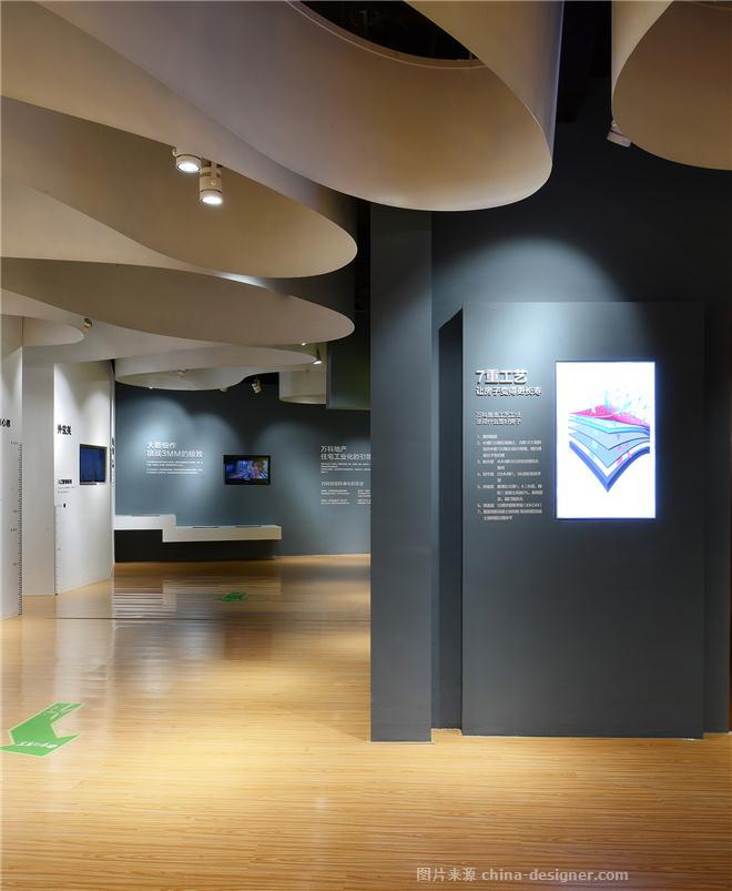 万科生态城梦工厂-杜文彪的设计师家园-展厅,其他风格,环保自然