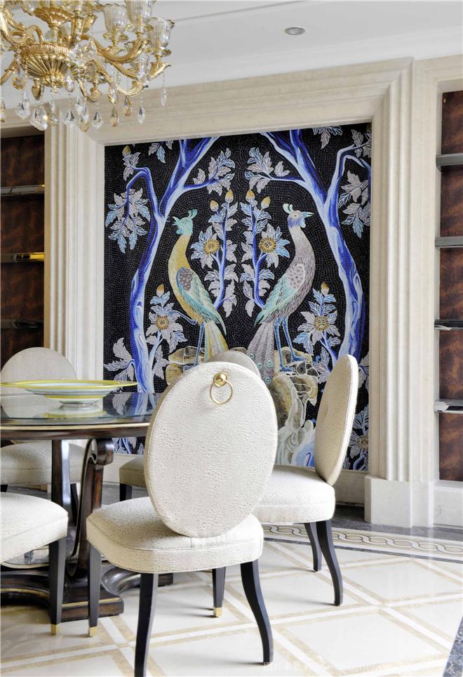 花开物语-王红的设计师家园-四居,欧式,奢华高贵,白色