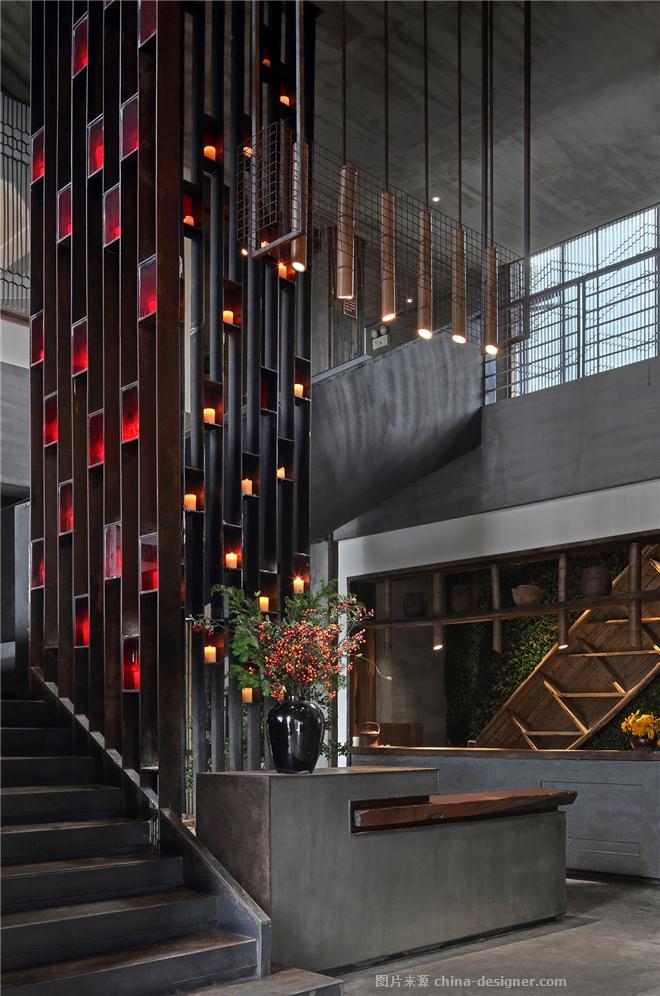 合肥小灶王餐厅(蜀山店)-胡迪的设计师家园-主题餐厅,中餐厅,田园,原生态,闲静轻松,棕色