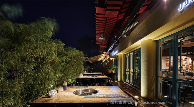 宴 遇-谢文川的设计师家园-小吃店,现代简约,青春活力