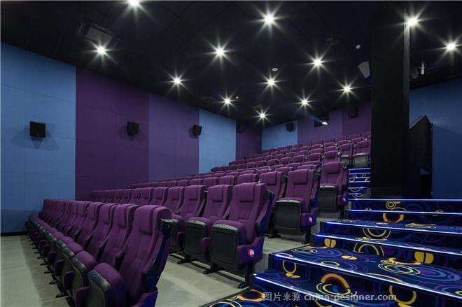 台州杜桥新时光中影影城室内装饰-许国维的设计师家园-电影院,其他风格,新潮时尚,闲静轻松