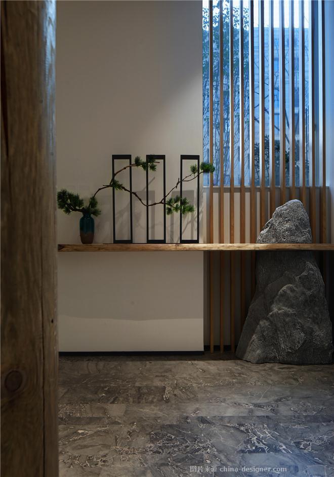 玖��国学生活展示中心-钟凌云的设计师家园-售楼处,新中式,国学,闲静轻松,白色