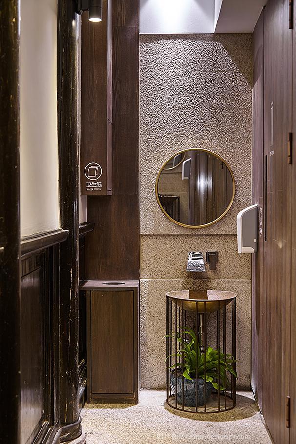 朴素美素馆-李军的设计师家园-中餐厅,主题餐厅,新中式,简约大气,沉稳庄重,闲静轻松