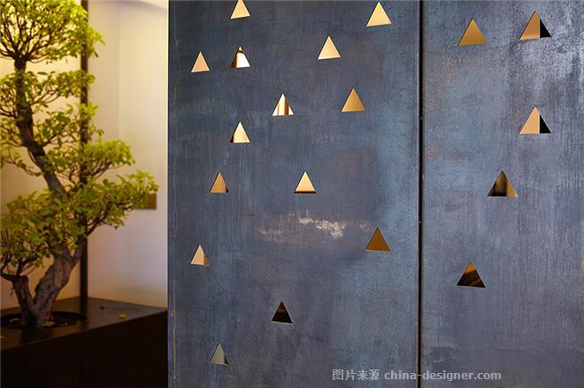 隐岩茶室-李军的设计师家园-其他                                                                                                ,现代简约,简约大气,紧凑灵活,闲静轻松,白色