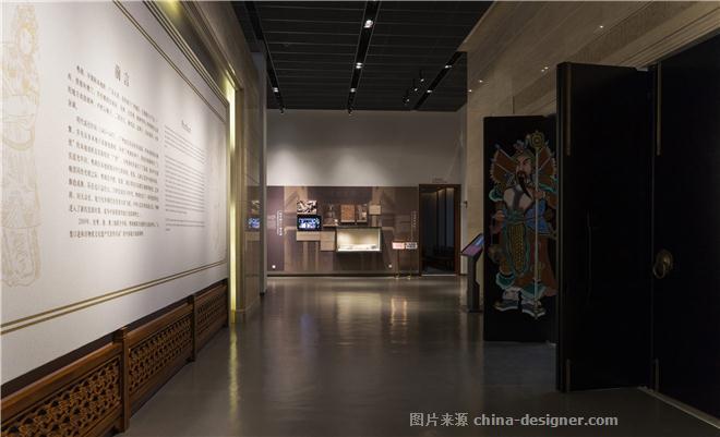 粤剧艺术博物馆-罗思敏的设计师家园-博物馆                                                                                              ,传统中式,粤剧 岭南